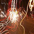 A Light Dance In Old Town by Jemel Smith