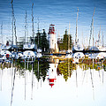 A Lighthouse by Les Lorek
