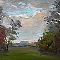 A Little Break From The Rain by Ylli Haruni