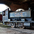 A Locomotive At The Colliery by RicardMN Photography