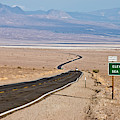 A Long Road Through Death Valley by Rob Hammer
