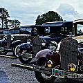 A Lot Of Classic Cars by Elvis Vaughn