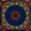 A Love Of Kaleidoscopes by Mario Carini
