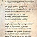 A Love Poem by Steve Harrington