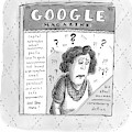 A Magazine Titled Google Magazine by Roz Chast