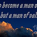 A Man Of Value by Barbara Griffin