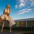A Marilyn Morning by John Daly