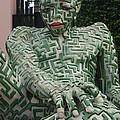 A Maze Ing Man 1 by Rob Hans