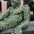 A Maze Ing Man 5 by Rob Hans