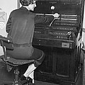 A Mechanical Computing Device by Underwood Archives