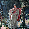 A Midsummer Nights Dream Hermia by John Simmons