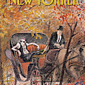 New Yorker October 5th, 1992 by Edward Sorel