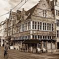 A Morning In Ghent by W Chris Fooshee