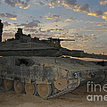 A Morning Prayer On An Israel Defense by Ofer Zidon