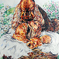 A Mother's Love by Melanie Alcantara Correia