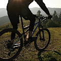 A Mountain Biker Makes His Final by Eric Rorer