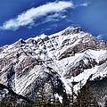 A Mountain View by Jo-Anne Gazo-McKim