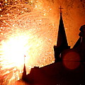 New Orleans St. Louis Cathedral A New Day A New Year In Louiisana by Michael Hoard