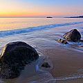 A New Day Singing Beach by Michael Hubley