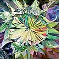 A New Sun Flower by Mindy Newman