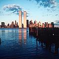 New York Sunset 1978