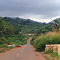 A Nice Nigerian Road by Amy Hosp