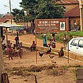 A Nigerian Doctor's Office by Amy Hosp