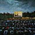 A Night At The Drive In by Frances Marino