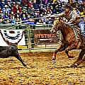 A Night At The Rodeo V10 by Douglas Barnard