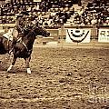 A Night At The Rodeo V22 by Douglas Barnard