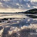 A November Afternoon At Lyme Regis by Susie Peek