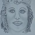 A Nubian Princess by Maria Urso