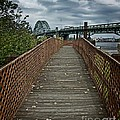 A Pathway To Philadelphia by Tom Gari Gallery-Three-Photography