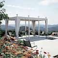 A Pavilion In The Backyard Of Bruce Macintosh's by George De Gennaro
