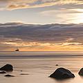 A Peaceful Sunrise by Veli Bariskan