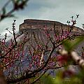 A Peak At Mt. Garfield by Laurie Purcell