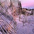 A Pink Sunrise by JC Findley
