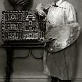 Jascha Heifetz Hands By Francis Bruguiere