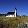 A Prairie Chapel by Mel Steinhauer