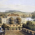 A Prussian Royal Residence, C.1852-63 by German School