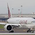 A Qatar Airways Cargo Boeing 777 by Luca Nicolotti
