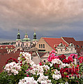 A Rainy Day In Prague 2 by Madeline Ellis