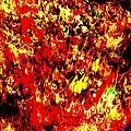 A River Of Fire by Adolfo hector Penas alvarado