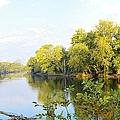 A River Runs Through It by Bonfire Photography