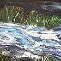 A River Runs Through by Sherry Harradence