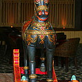 A Rocking Horse Of Many Colors by Laurel Talabere