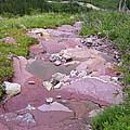 A Rocky Creek by Mark Hudon