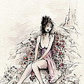 A Romantic Moment by Rachel Christine Nowicki