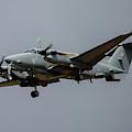 A Royal Air Force Shadow R1 Aircraft by Timm Ziegenthaler