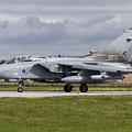 A Royal Air Force Tornado Gr4 Preparing by Daniele Faccioli